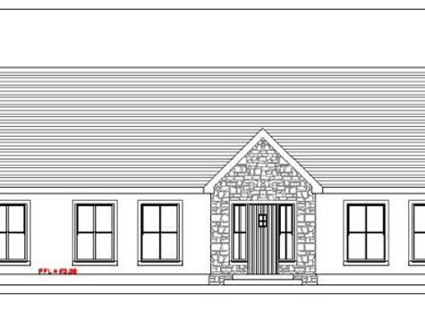 Photo 1 of Site At 70M Nw Of 96 Blackrock Road, 96 Blackrock Road, Cookstown