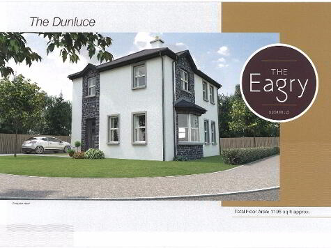 Photo 1 of The Dunluce, The Eagry, ** Nhbc Award Winning Site **, Bushmills