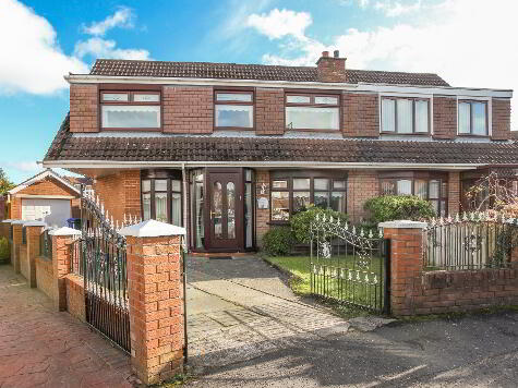 Photo 1 of 45 Orchardville Crescent, Belfast