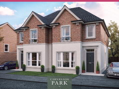 Photo 1 of The Peston (Brick & Render), Carnreagh Park, Off Drumnagoon Road, Craigavon