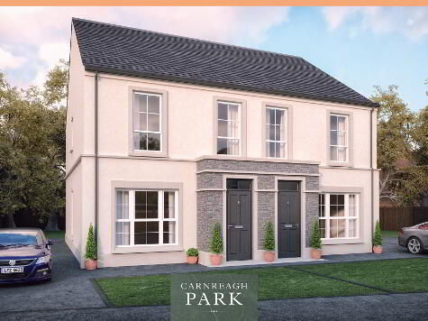 Photo 1 of The Harland (Render & Stone), Carnreagh Park, Off Drumnagoon Road, Craigavon