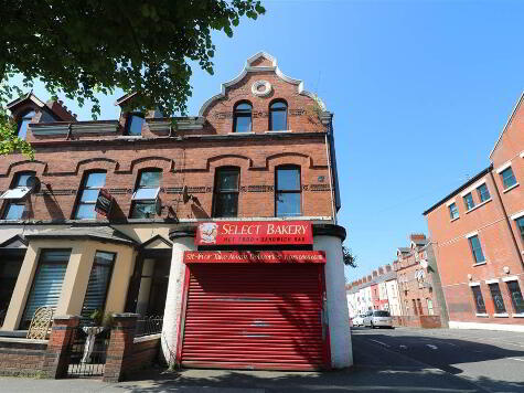 Photo 1 of 86 & 86A Springfield Road, Belfast