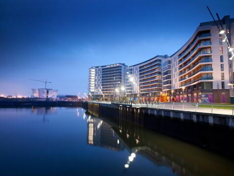 Photo 1 of Apt 10.44 The Arc,Titanic Quarter, Queen's Road, Belfast