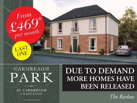 Photo 1 of The Barlow, Carnreagh Park, Off Drumnagoon Road, Craigavon