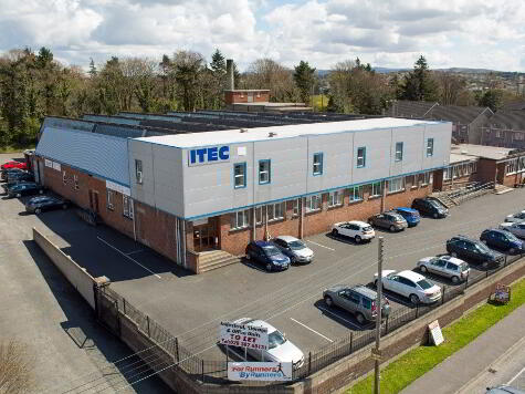 Photo 1 of Office And Industrial Units,, Itec Business Park, 52 Armagh Road, Newry