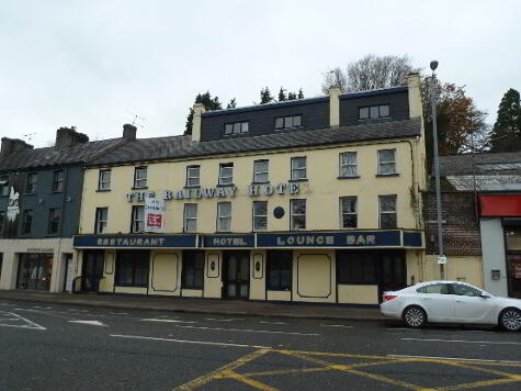Photo 1 of Former Railway Hotel, 32-34 Forthill Street, Enniskillen
