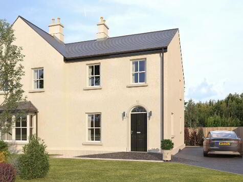 Photo 1 of House Type B1, Carrick Hill, Carrickmore, Omagh