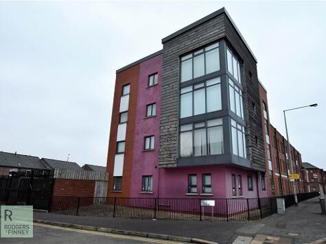Photo 1 of Apt 13 The Sorting Office, 4 Trillick Street, Belfast