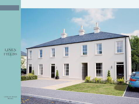Photo 1 of End Townhouse Of 3 Block, Linen Fields, Lurgan Road, Moira