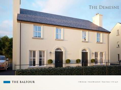 Photo 1 of The Balfour 3 Bed Semi, Derryree Wood, Derryree Wood, Lisnaskea