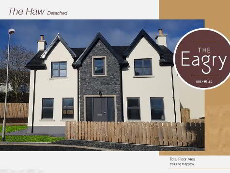 Photo 1 of The Haw (Detached), The Eagry, ** Nhbc Award Winning Site **, Bushmills