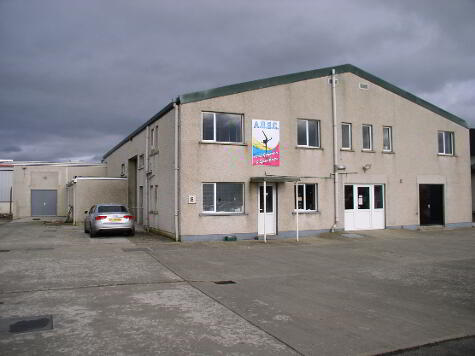 Photo 1 of Unit 8, Gortrush Industrial Estate, Great Northern Road, Omagh