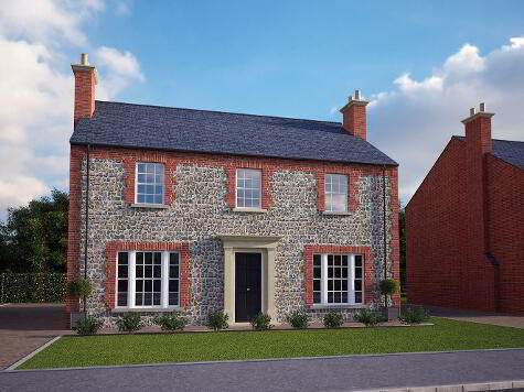 Photo 1 of Detached 1A - Option 1, Crevenagh Hall, Omagh