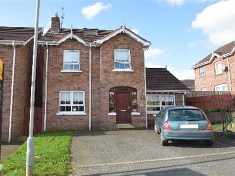 Photo 1 of 15 Mount Eagles Square, Dunmurry, Belfast
