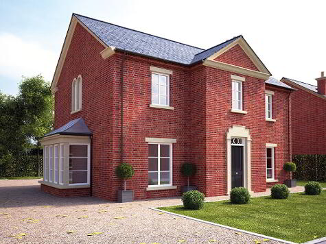 Photo 1 of Detached 2, Crevenagh Hall, Omagh