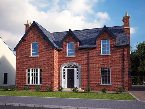 Photo 1 of Detached 4, Crevenagh Hall, Omagh