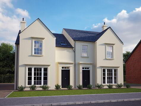 Photo 1 of Semi-Detached 1B, Crevenagh Hall, Omagh