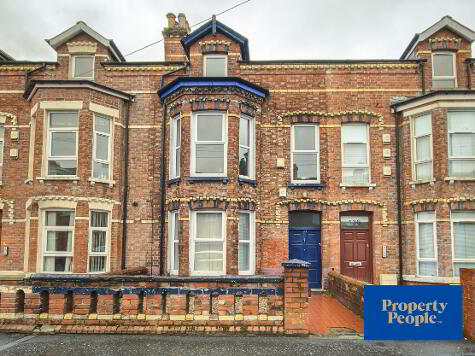 Photo 1 of 134 Fitzroy Avenue, Belfast