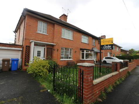 Photo 1 of 9 Gransha Crescent, Glen Road, Belfast