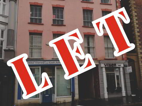 Photo 1 of Third Floor, 26-28 Bishop Street, Derry-Londonderry