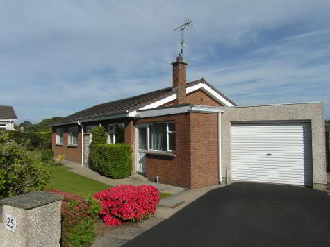 Photo 1 of 25 Grovemount Park, Altnagelvin, Derry-Londonderry