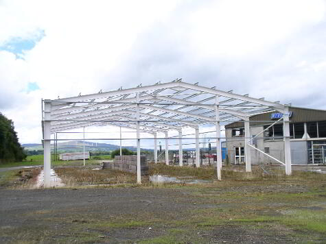 Photo 1 of Gortin Road Part Built Warehouse, Omagh