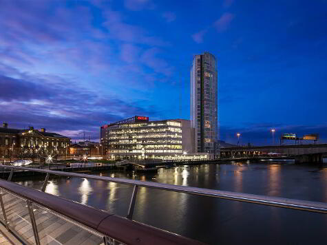 Photo 1 of 1507 Obel Tower, Donegall Quay, Belfast
