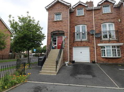 Photo 1 of 20 Mount Eagles Square, Dunmurry, Belfast