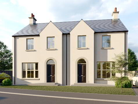 Photo 1 of Semi 5, New Development, Strabane Road, Castlederg
