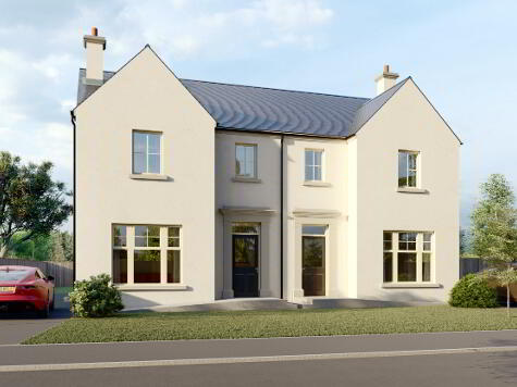 Photo 1 of Semi 1, New Development, Strabane Road, Castlederg