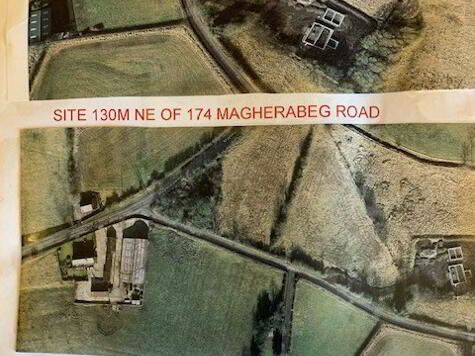 Photo 1 of Site Approx 130M Ne Of 174 Magherabeg Road, Randalstown