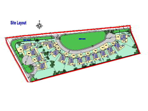 Floorplan 1 of Lower Rossnowlagh, South Donegal