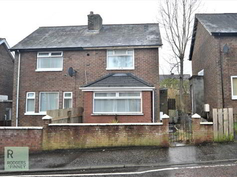 Photo 1 of 208 Joanmount Gardens, Belfast