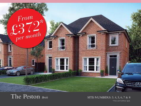 Photo 1 of The Peston (Brick), Orchard View At Baltylum Meadows, Loughgall Road, Portadown