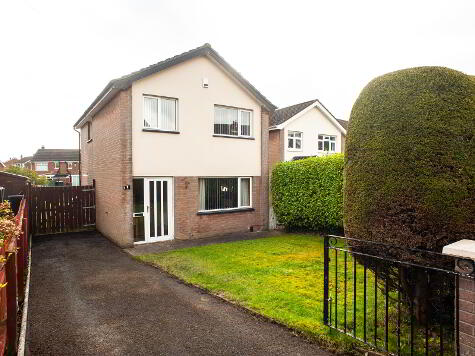 Photo 1 of 8 Collinward Grove, Glengormley, Newtownabbey
