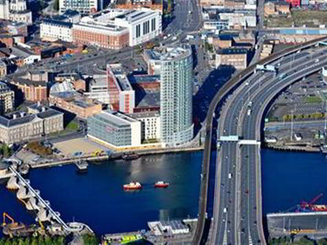 Photo 1 of 15-07 Obel Tower, 62 Donegall Quay, Belfast
