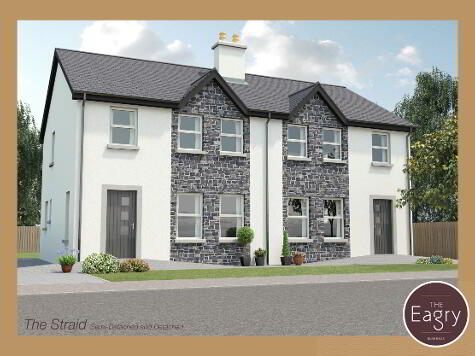 Photo 1 of The Straid, The Eagry, ** Nhbc Award Winning Site **, Bushmills