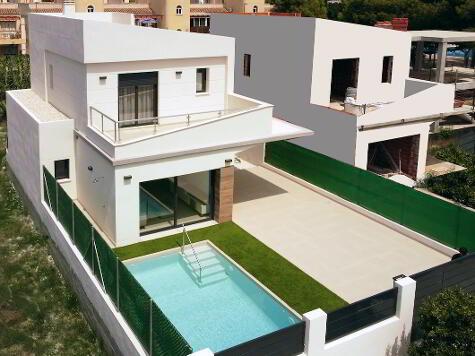 Photo 1 of Villa Marvori - Heredades, Costa Blanca, Alicante