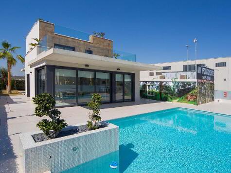 Photo 1 of Amay Deluxe Villas, Orihuela Costa, Murcia