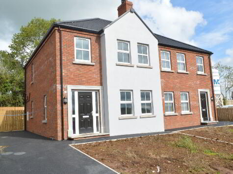 Photo 1 of House Type 4 And 7, Annahugh Hill, Annahugh Hill, Loughgall