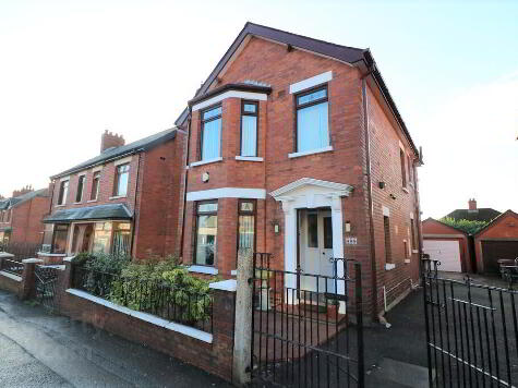 Photo 1 of 498 Oldpark Road, Belfast