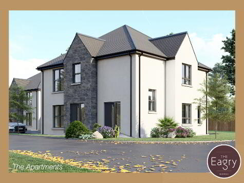 Photo 1 of The Apartments, The Eagry, ** Nhbc Award Winning Site **, Bushmills
