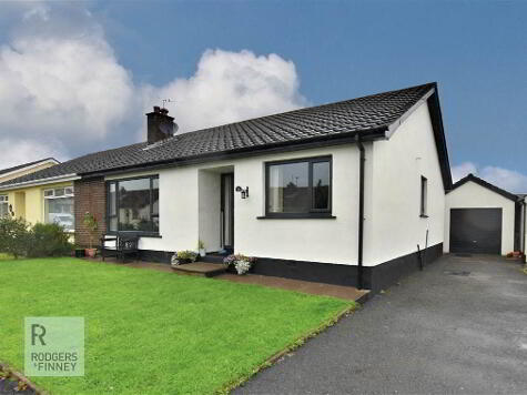 Photo 1 of 41 Trummery Heights, Maghaberry, Craigavon