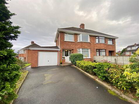 Photo 1 of 12 Glenview Crescent, Castlereagh, Belfast