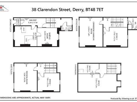 Photo 1 of 38 Clarendon Street, Derry