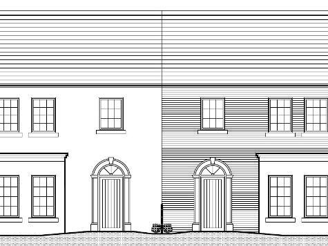Floorplan 1 of House Type A, Railway Court, Drumgoon, Maguiresbridge