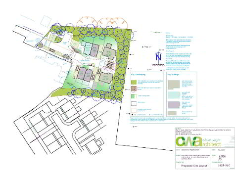 Photo 1 of Superb Small Development Site, Adj. To 2 & 4 Ballyhenry Lane, Dermott G...Comber