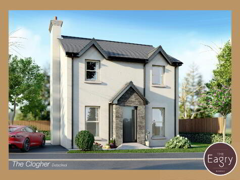 Photo 1 of The Clogher, The Eagry, ** Nhbc Award Winning Site **, Bushmills