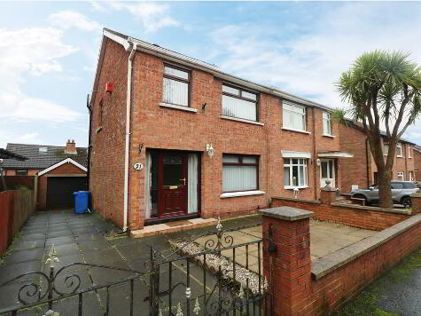 Photo 1 of 21 Brae Hill Crescent, Belfast