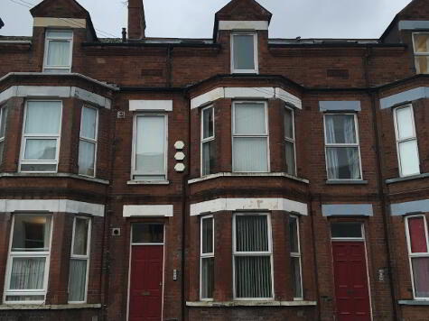 Photo 1 of Flat 1-25 Camden Street, Belfast